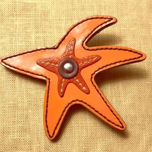 Prada Starfish Brooch